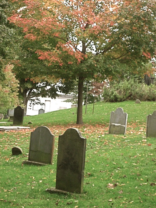 burial ground fall