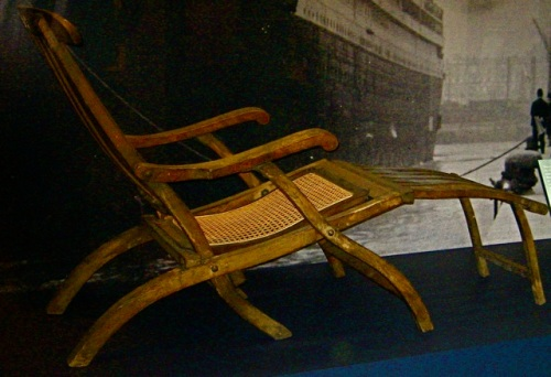 Museum Deck Chair